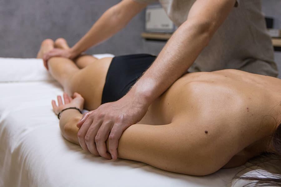 Нейроседативный ритм-массаж