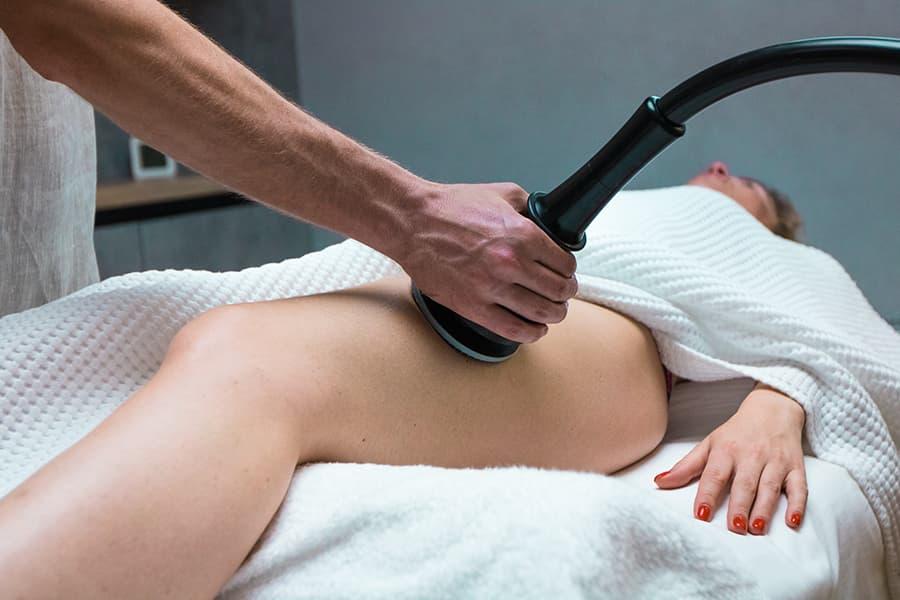 Вибрационный аппаратный массаж «Cellutec»